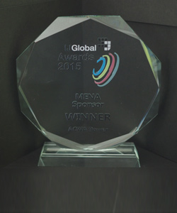 MENA SOLAR SHUAA ENERGY 1 IJ GLOBAL AWARDS 2015