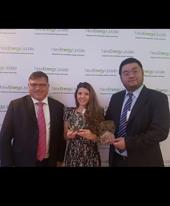 MENASOL New Energy Industry Awards, PV DEVEL