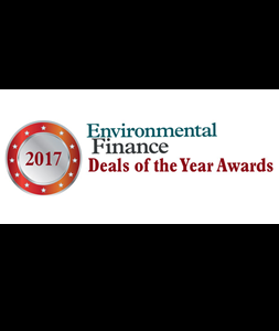 ENVIRONMENTAL FINANCE - DEAL OF THE YEAR 2017 - KHALLADI