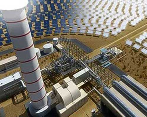 ACWA Power Ground Breaking, DEWA CSP-video