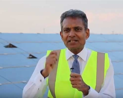 TRT World, Paddy Padmanathan-video