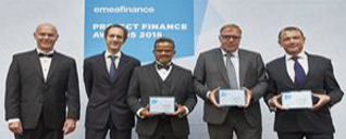 EMEA Project Finance Awards image
